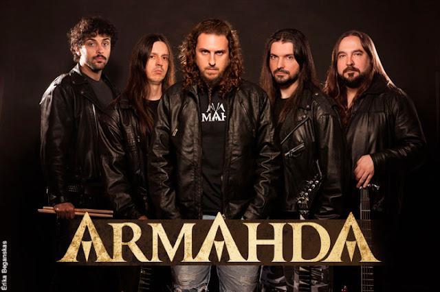 Armahda: lançando música nova em solo holandês!