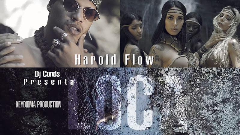 Harold Flow - ¨Loca¨ - Videoclip - Dirección: Dj Conds. Portal Del Vídeo Clip Cubano