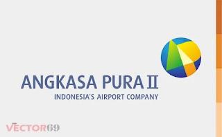 Logo Angkasa Pura II - Download Vector File AI (Adobe Illustrator)