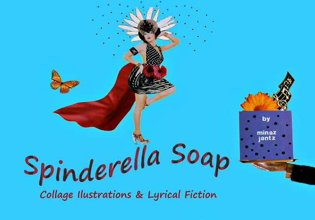 Spinderella Soap written & illustrated by Minaz Jantz