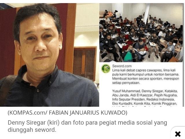 Setelah Dijuluki Kadrun, Buzzer Istana Stigma Teroris untuk Kelompok Kritis Penguasa