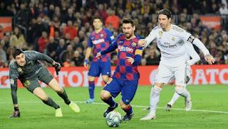 مباريات برشلونة وريال مدريد