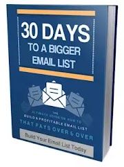 30 Days To A Bigger Email List 2020 Part -2
