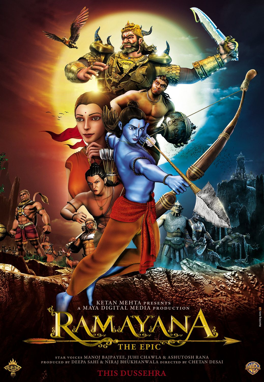 The Patriots Cave: Ramayana - The Epic