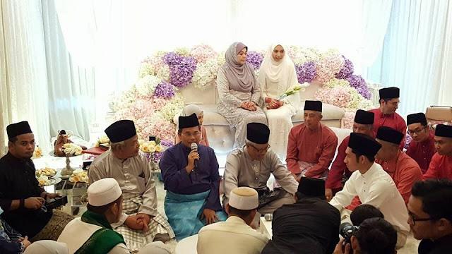 Majlis Pernikahan Nana Yang Menjadi Sejarah Keluarga