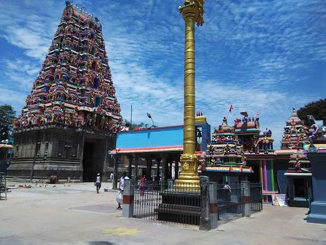 Tamilnadu Tourism: Karaneeswarar Temple, Saidapet – The Temple