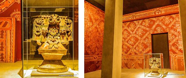 Sala Teotihuacán, Museu Nacional de Antropologia do México