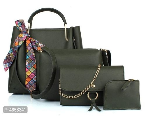 Elegant Combo Of PU Womens Handbags Online Shopping | Combo of Handbags with Sling bag and Golden Chain Bag Online Shopping | Pu Handbags For Women Online Shopping | Womens PU Handbags Online Shopping | Handbags For Women Online Shopping | Womens Handbags Online Shopping | Online Shopping in India | Online Shopping | Best India Shopping Website |