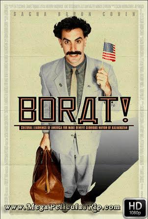 Borat [1080p] [Latino-Ingles] [MEGA]