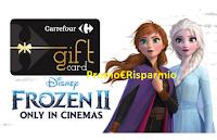 Logo Vinci un magico shopping da Carrefour con Glade: vinci 160 Gift da 25€