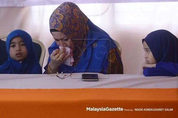Anak Mangsa Kemalangan Hanya Terima RM12,000 Dari RM300,000 Wang Sumbangan