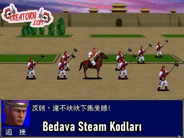 Heroes of the Three Kingdoms - Bedava Steam Kodları