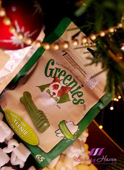 christmas vitacost pet food greenies dog chews