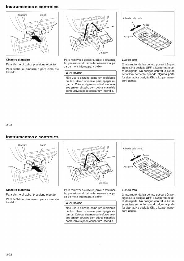 MANUAIS DO PROPRIETÁRIO: MANUAL DO HONDA CIVIC 1997