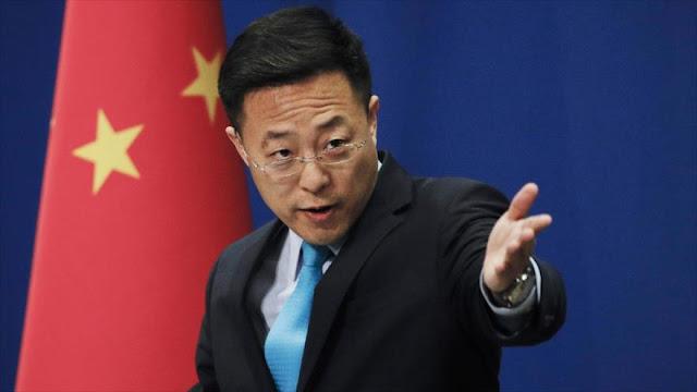 China responde a Trump: Actuaremos frente a la intromisión foránea