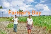 Farmer's Day   Kisan Diwas 2021   National Farmers Day 2021