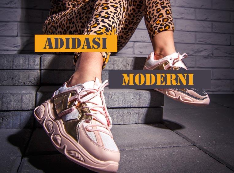 Adidasi de dama ieftini moderni modele noi