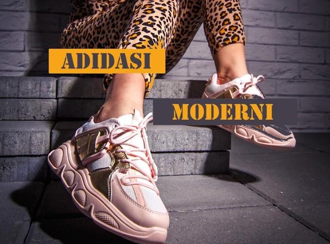Adidasi de dama ieftini modele noi din piele eco si naturala
