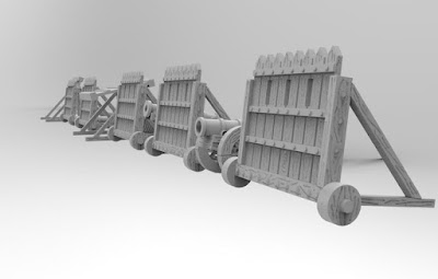 The artillery + defenses picture 8