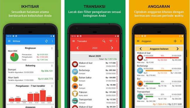 fast budget aplikasi pengelola keuangan
