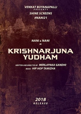 Krishnarjuna Yudham Movie Box Office Collection 2018 wiki, cost, profits & Box office verdict Hit or Flop, latest update Budget, income, Profit, loss on MT WIKI, Bollywood Hungama, box office india