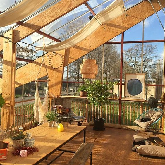 Fantastic Moon To Moon Experimental Greenhouse Living In Rotterdam Home Remodeling Inspirations Gresiscottssportslandcom