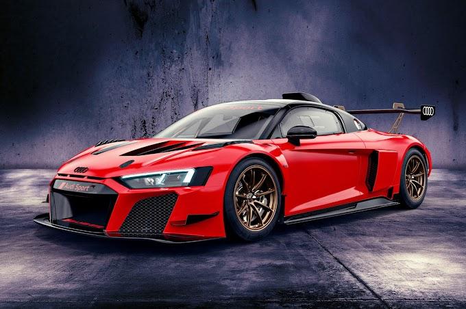 Audi Unveils Six Special R8 LMS GT2s