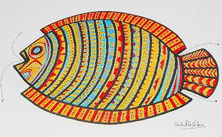 Um dos Peixes, de Carlos Paez Vilaró