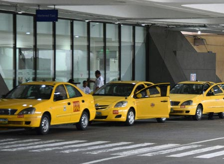 Seaman Car Service >> GOOD NEWS: Regular TAXI can now operate within NAIA ...
