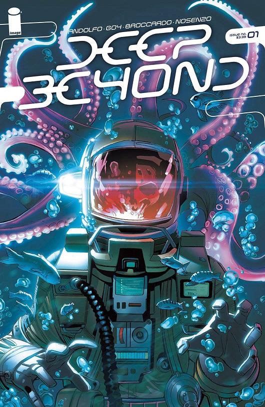 Cover of Deep Beyond #1