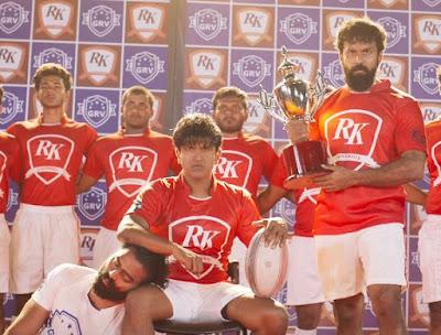 Yuvarathnaa Movie Teaser