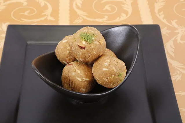 Gond ke Laddu Recipe in Hindi