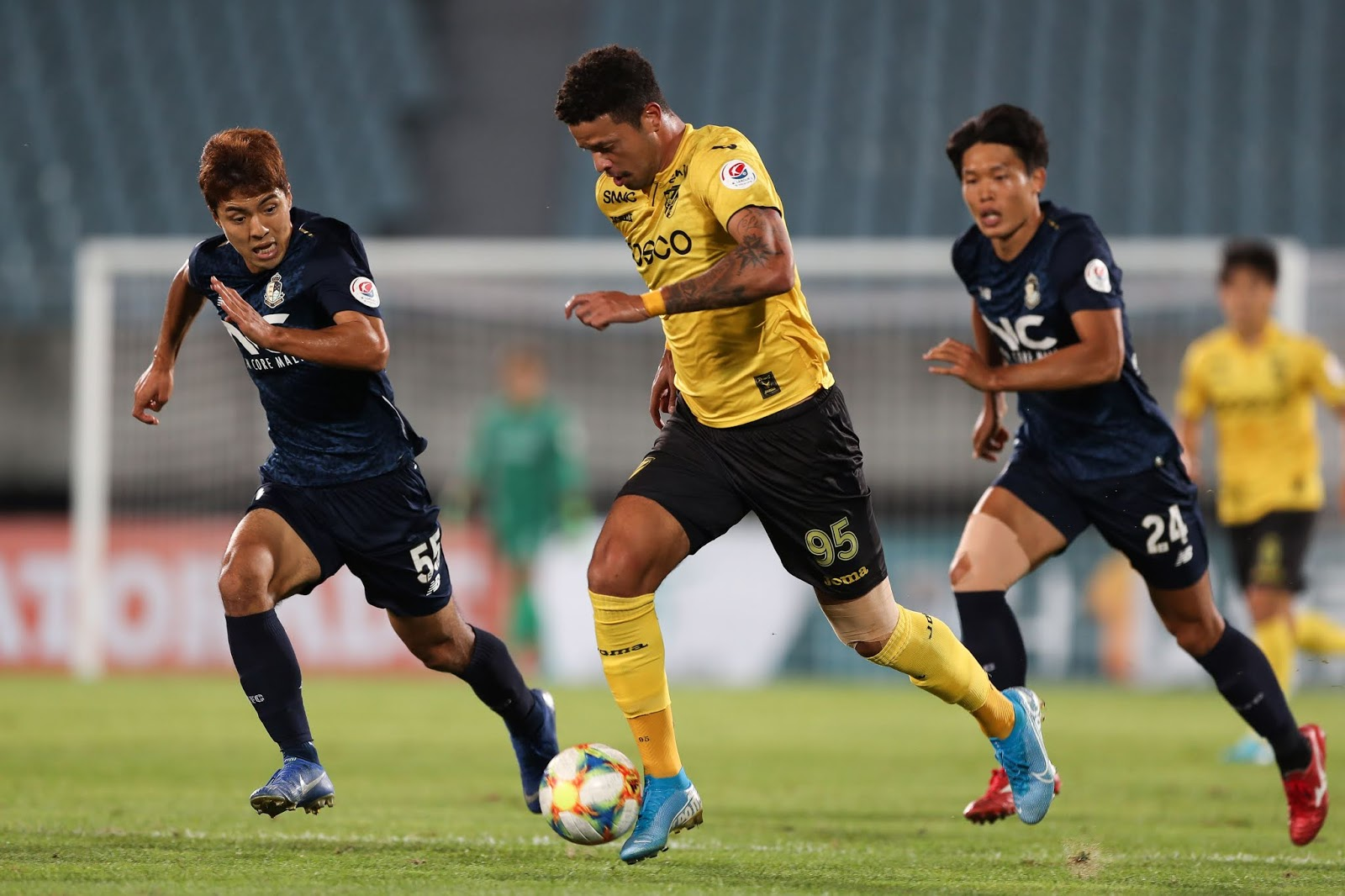 Bruno Baio, Jeonnam Dragons