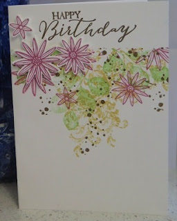 Vertical Greetings Zena Kennedy Independent Stampin Up Demonstrator