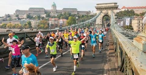 34. Budapest Maraton - Két nap alatt 12 táv a programban