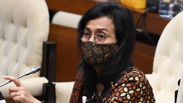 Indonesia Dihantui Resesi, Sri Mulyani: Jangan Menyerah Dulu!