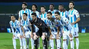 بيراميدز بهدف وحيد يحقق الفوز علي الإسماعيلي في الجولة 12 من الدوري المصري