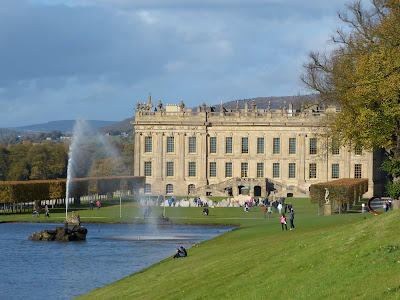 The Emperor Fountain, Chatsworth © A Knowles (2014)
