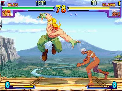 تحميل لعبة Street Fighter 3 للكمبيوتر