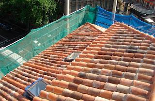 Reparación de tejados en Sevilla