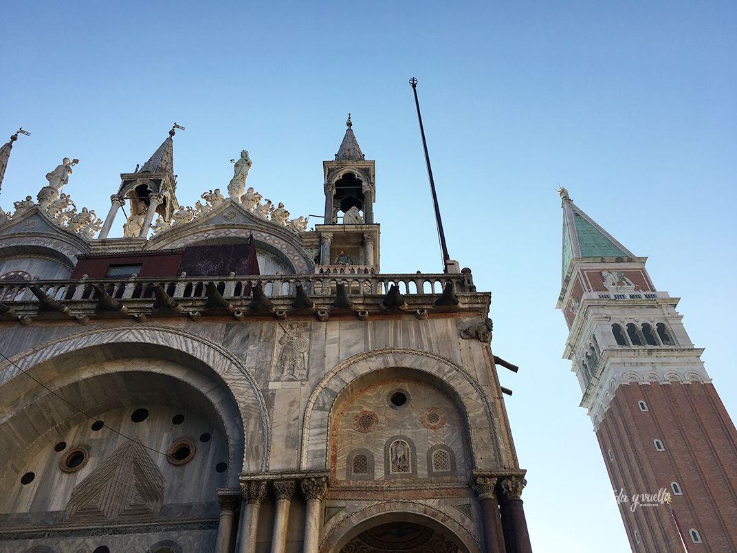 Qúe hacer Venecia vista