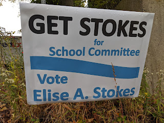 Franklin Candidate Interview: Elise Stokes