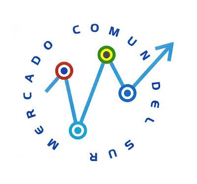 Boceto de logotipo para el MERCOSUR
