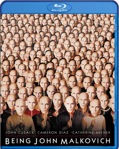 Being John Malkovich [1999] [BD25] [Latino]