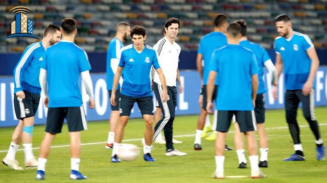 Santiago Solari: Real Madrid careful about Kashima Antlers 'challenge' in Fifa Club World Cup semi-last