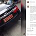 TNI Selidiki Wanita Yang Viral Pamer Plat Mobil Dinas Bodong