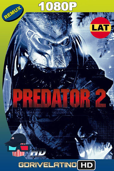 Depredador 2 (1990) BDRemux 1080p Latino-Ingles MKV