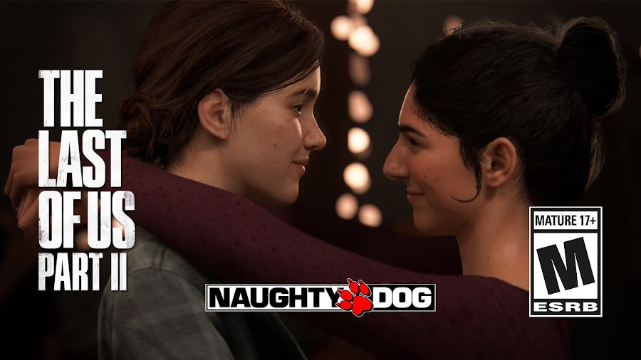 the last of us part 2 sexual content nudity rating ps4 exclusive naughty dog sony interactive entertainment