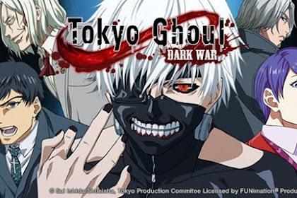 Tokyo Ghoul: Dark War English (ONLINE) V.1.1.0