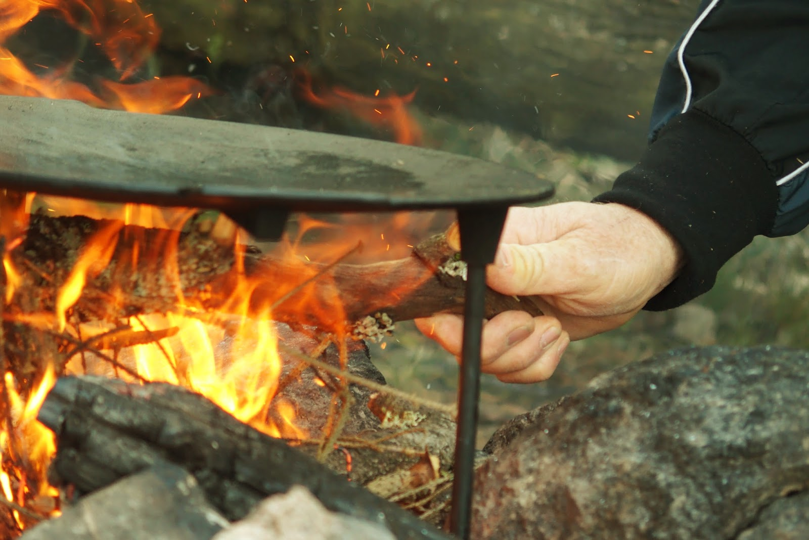Recept på hjortskavsröra